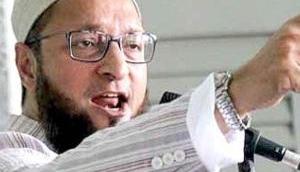 ओवैसी का BJP-कांग्रेस पर हमला, पूछा- 'मुसलमान' शब्द इतना गन्दा?