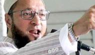AIMIM's Asaduddin Owaisi rejects Triple Talaq Bill, says, 'Why target Triple Talaq but support homosexuality?'