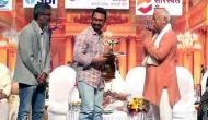 Aamir Khan thanks Lata Didi for Dinanath Mangeshkar Award for 'Dangal'