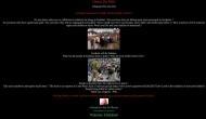 पाकिस्तानी हैकर्स ने जमाया IIT, DU और AMU की वेबसाइट पर कब्जा