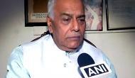 Shiv Sena says BJP needs to prove Yashwant Sinha wrong