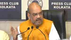 In Didi's den, Amit Shah blows bugle for 2019, blames her for polarisation