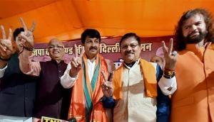 MCD polls: BJP wave, Congress revival stop AAP at 46 seats