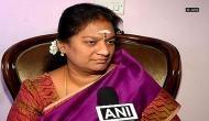 Sasikala Pushpa says drama going on in Tamil Nadu
