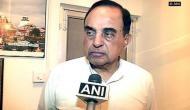 Can't link Dinakaran's bribery case with EC: Subramanian Swamy