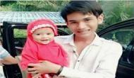 पिता ने 11 महीने की बच्ची को मारकर किया फ़ेसबुक लाइव, फिर खुद किया सुसाइड