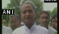 Ashok Gehlot appointed as General Secretary of Gujarat Congress