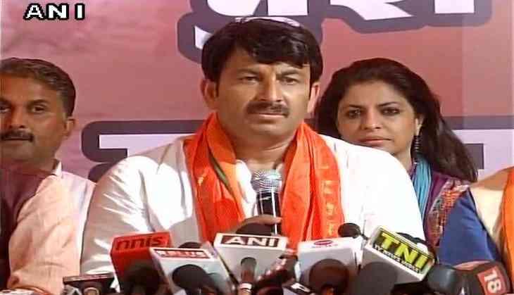 Delhi BJP chief Manoj Tiwari's house attacked, 2 arrested