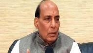 'Inefficient' Pakistan cannot harm Kashmir: Rajnath