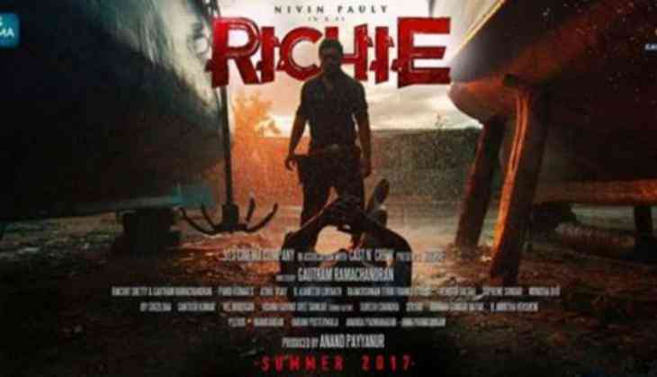 Richie: First look of Ulidavaru Kandanthe's Tamil remake featuring Nivin Pauly released