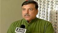 AAP's Punjab affairs in-charge Sanjay Singh resigns