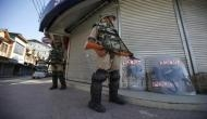 अनंतनाग: CRPF जवान की जांबाजी से हारा बैंक लूटने आया आतंकी