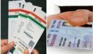 SC to hear plea against linking Aadhaar with PAN cards