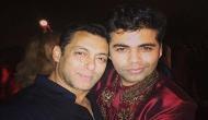 Karan Johar to launch Salman's brother-in-law Ayush?