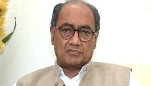 Congress leader Digvijaya Singh blames Fadnavis for Maratha reservation stir