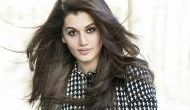 Taapsee Pannu stuns on the cover picture of Femina wedding times