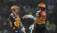 IPL 2017: हैदराबाद ने पंजाब को उसके घर में हराया