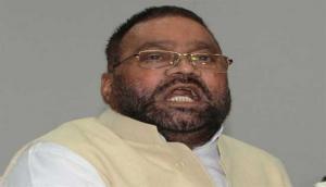 स्वामी प्रसाद मौर्य: मायावती को बसपा अध्यक्ष पद से बर्खास्त कर देना चाहिए