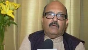 Azam Khan threatened my daughters: Amar Singh to meet UP Governor