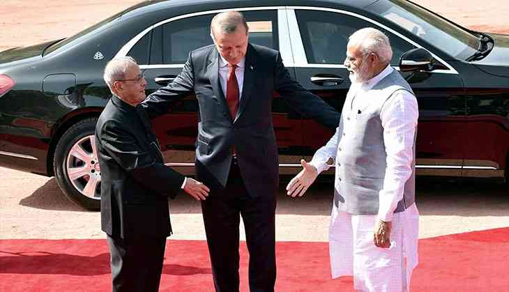 India sticks to stance, says 'no thanks' to Turkey on Kashmir mediation