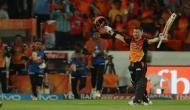 IPL 10: डेविड वॉर्नर के तूफ़ान में उड़ा KKR