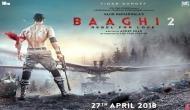 Tiger Shroff, Disha Patani start 'Baaghi 2' shoot