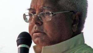 CBI summons Lalu Yadav, Tejashwi Yadav in railway hotel tender case