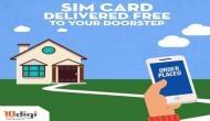 केवल 2 घंटों में घर बैठे पाएं अपना एक्टीवेटेड सिम कार्ड, डोंगल या डाटा कार्ड