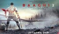 'बागी 2' का पोस्टर रिलीज, एक्शन लुक में नजर आए टाइगर श्राफ