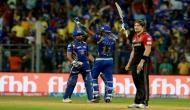 IPL 10: RCB को हराकर मुंबई इंडियंस प्लेऑफ में पहुंचने वाली पहली टीम बनी