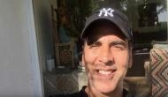 Akshay Kumar speaking new language and we are eager to decipher it!