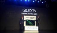 Samsung ने भारत में पेश की ऑल्टो से लेकर ऑडी तक की कीमत वाली QLED TV