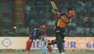 युवराज की शानदार पारी के बावजूद सनराइजर्स हैदराबाद को दिल्ली ने हराया