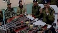 बंगाल में स्वतंत्रता दिवस से पहले हथियार जब्त, एक गिरफ्तार