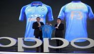 Oppo ने जारी की टीम इंडिया की नई जर्सी