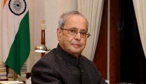 पूर्व राष्ट्रपति प्रणब मुखर्जी ने की EC की तारीफ, कहा- शानदार तरीके से कराया चुनाव