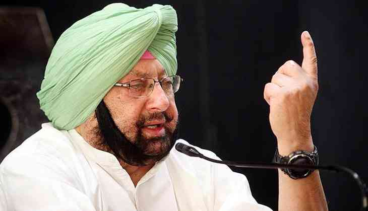 Amarinder drops agriculture bomb on BJP ; announces loan waiver for small and marginal farmers