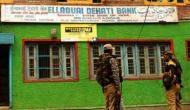 जम्मू-कश्मीर: 30 सालों के चरमपंथ के इतिहास में पहली बार बैंक क्यों लूटे जा रहे हैं?