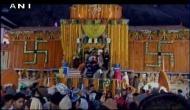 श्रद्धालुओं के लिए खुले बदरीनाथ के कपाट, राष्ट्रपति भी दर्शन के लिए पहुंचे