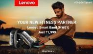 फिटनेस ट्रैकर Lenovo Smart Band: ड्राइविंग के दौरान नहीं आने देगा नींद