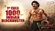 'बाहुबली 2' ने रचा इतिहास, 9 दिन में कमार्इ 1000 करोड़ के पार