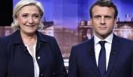 फ्रांस राष्ट्रपति चुनाव में एेतिहासिक मोड़, मैक्रोन और ला पेन के बीच मुकाबला