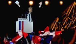 Macron & the problems in France: Elections make history, but here's what comes next