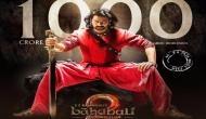 1000 करोड़ की कमाई पर भावुक 'बाहुबली' का संदेश- आपके प्यार का शुक्रगुज़ार हूं