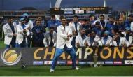BCCI announces Virat Kohli-led Indian team for Champions Trophy 2017