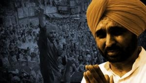 AAP begins to put its house in order in Punjab, Bhagwant Mann is state chief