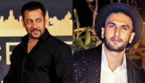 Ranveer Singh to replace Salman Khan in his show?