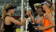 Madrid Open: After fierce war of words, Bouchard stuns Sharapova