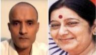MEA hails Sushma Swaraj's 'legal' precision for Jadhav's execution stay