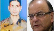 Murder of Lt. Ummer Fayaz a 'dastardly act of cowardice': Arun Jaitley